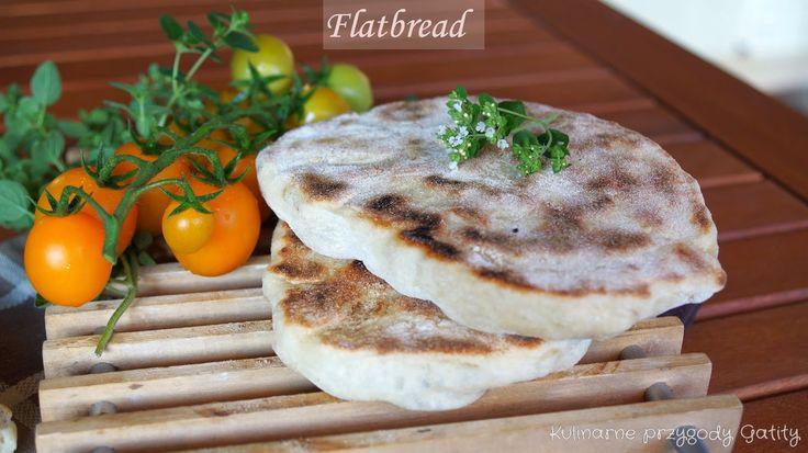 Chlebki z patelni II