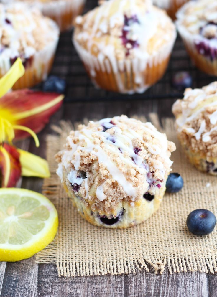 These Lemon Blueberry Muffins with Crumb Topping are sure to spoil your taste buds for breakfast and are decadent enough to serve at your next brunch. Hints of lemon are harmoniously blended with the taste of fresh blueberry and topped with a crumb topping for a welcomed crunchy addition. This is just a case of...Read More »