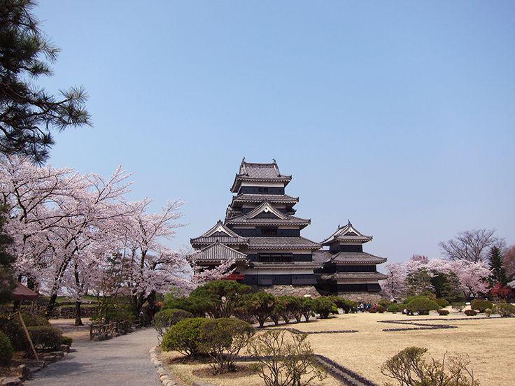 Matsumoto Castle, April 2014