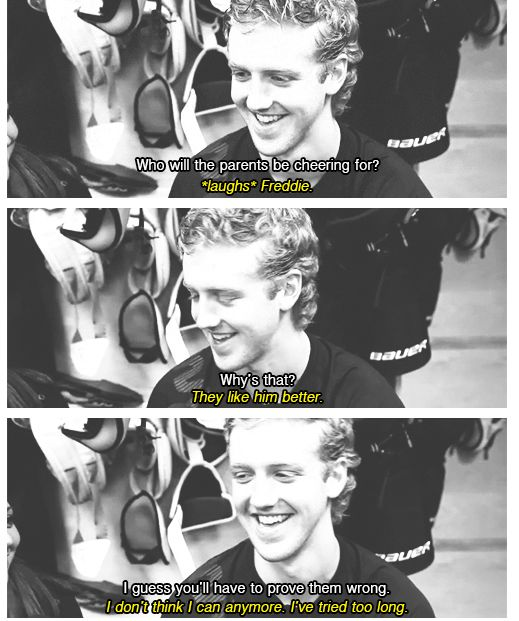 Dougie Hamilton on playing Against Brother Freddie