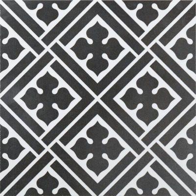 Bagno-Piastrella Gatsby 20 x 20 Mix Nero/Bianco-35536480_6