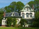Architectuur wandeling met gids door Usquert en bezoek aan drie rijksmonumenten.