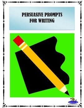 different essay prompts