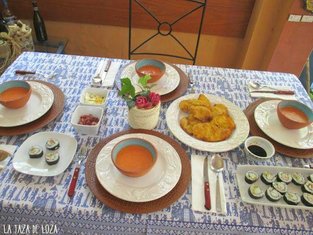 Sencillo Sushi hecho en Casa | Cocinar en casa es facilisimo.com