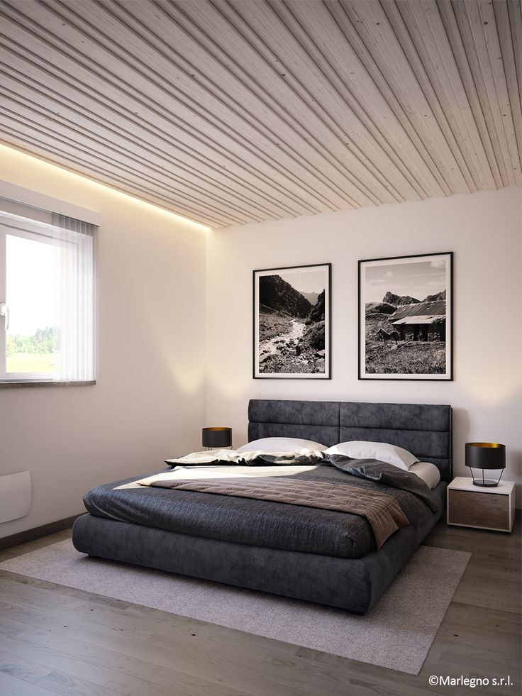 12 best tavego i solai di design images on pinterest nail appartamenti in legno camera matrimoniale bedroom soffitto in legno render by marlegno fandeluxe Image collections