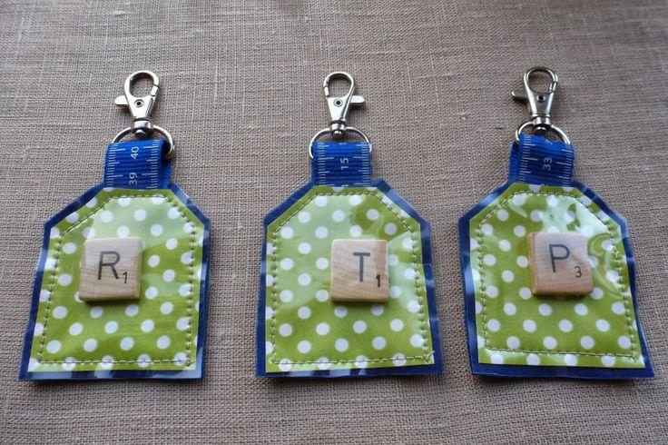 VanRenee: Sleutelhangers voor jongens / keychain for boy