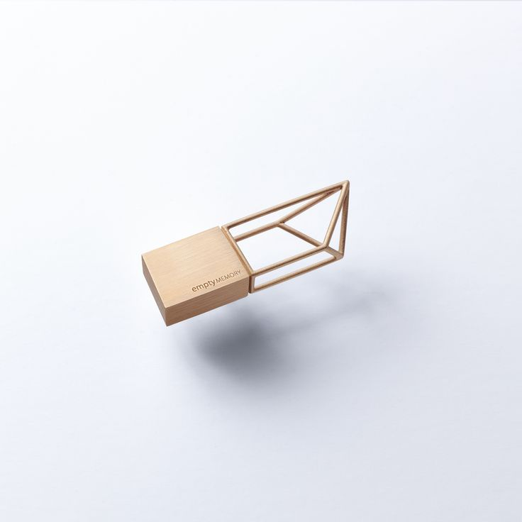 Empty Memory - Rose Gold - Designed by Poetic Lab