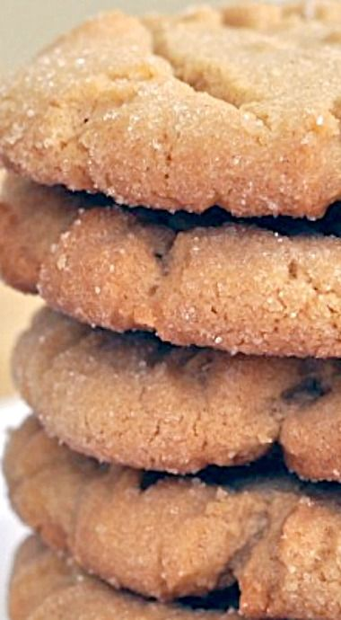 Amish Peanut Butter Cookies ❊