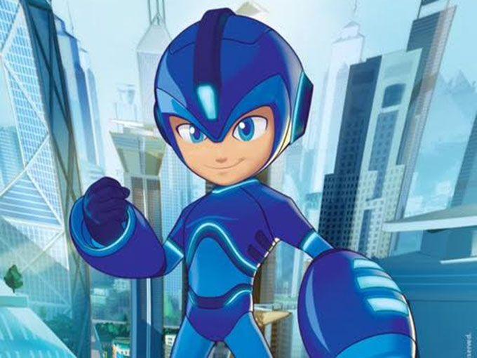 Dunyaca Unlu Capcom Isimli Oyun Firmasi Tarafindan Uretilen Megaman Suc Organizasyonlarina Karsi Savas Acan Bir Savascidir Efsanevi B Mega Man Savascilar Oyun
