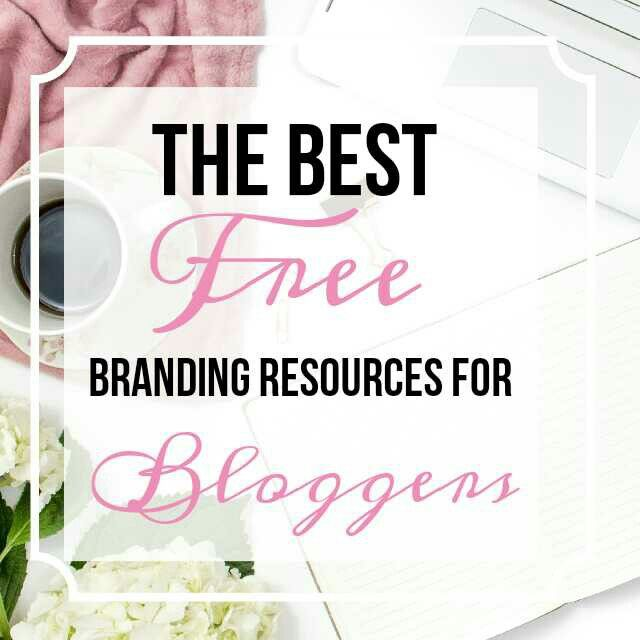 These resources will help you brand your own blog for free! Make your blog look professional without a hefty budget and create your own branding guidelines!
