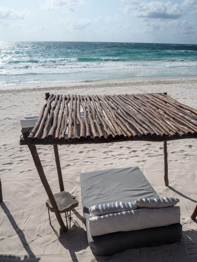beach vacation | Sanara Tulum Mexico 2016-2