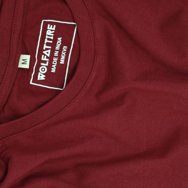 Trendy Maroon A Must For Your Closet Wolfattire India Wolf