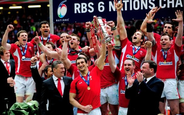 Wales Rugby Team, Rugby Six Nations Grand Slam winners