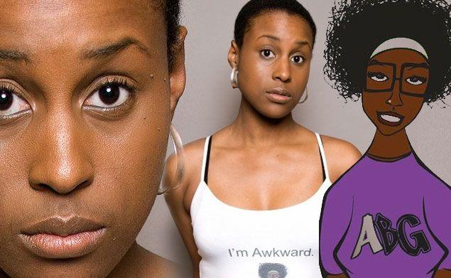 Issa Rae (maker of awkward black girl)