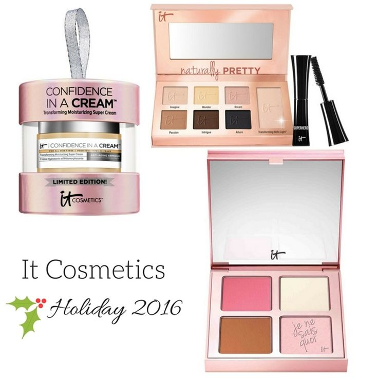 It Cosmetics Holiday 2016 Arrives at Ulta