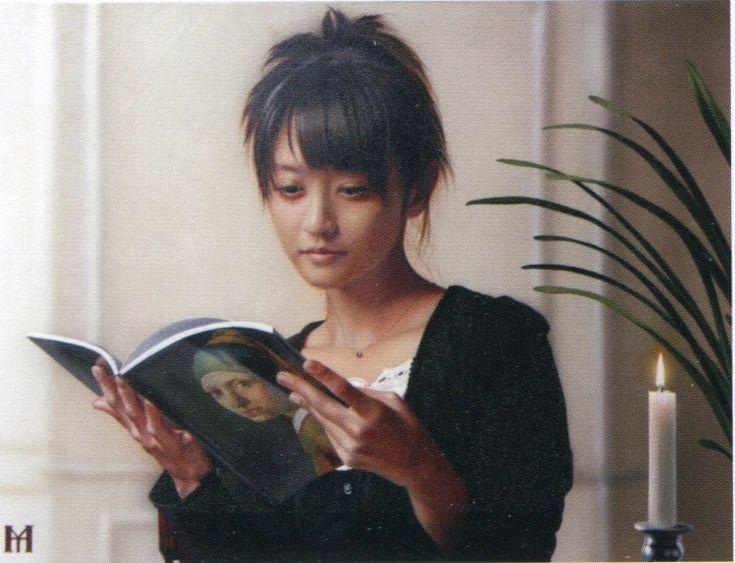 """Takahiro YAMAMOTO """"her eyes"""""""