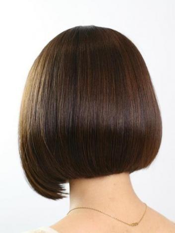 柔らかい質感でボブstyleも美フォルムに♪afeelのナチュラルな縮毛矯正でサラ艶のアジアンビューティーヘアを手に入れて♪