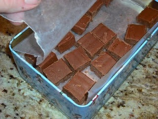 Hershey's Cocoa Fudge Recipe - best fudge EVER!!! Nothing else compares...