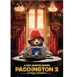 Film Gündemi: Ayı Paddington 2 (2017) Ayı Paddington 2 (2017) Sevimli Ayı #Paddington2 24 Kasım 2017 günü vizyona girdi. #animations #paddington #popupkitap #film #movies