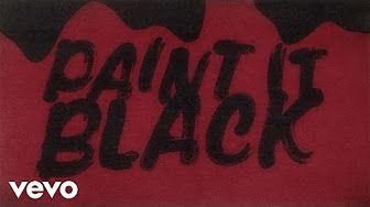 The Rolling Stones - Paint It, Black (Official Lyric Video) - YouTube