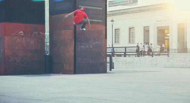 Las rampas de skate invisibles