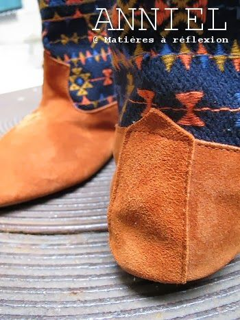 Prix en baisse @ www.matieresareflexion.com  #Anniel #Boots #Fourrees #Femme #Chaussures #Ethnique