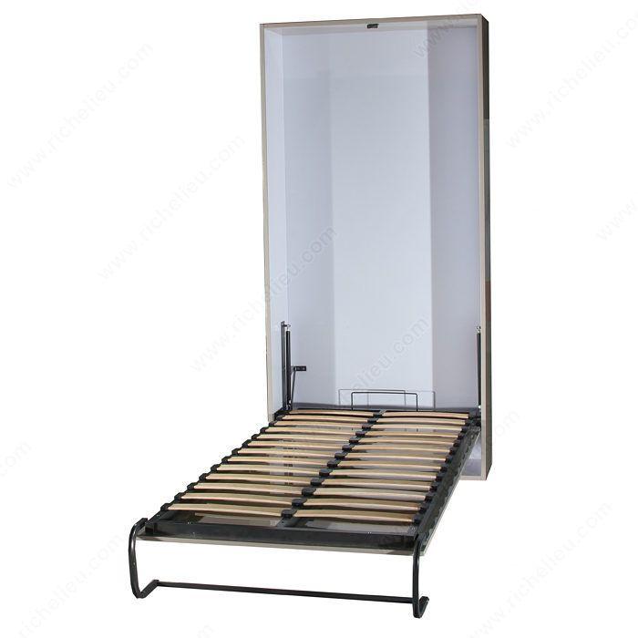 les 25 meilleures id es de la cat gorie m canisme de lit escamotable sur pinterest lits muraux. Black Bedroom Furniture Sets. Home Design Ideas