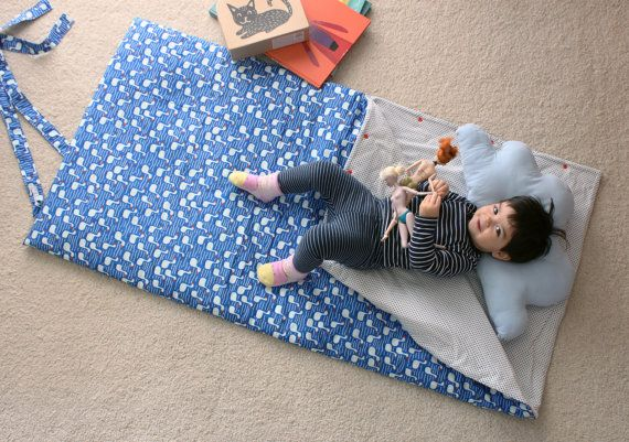 Kids' and toddlers sleeping bag. Organic cotton. by bymamma190