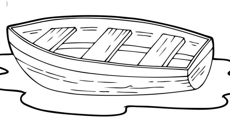 Boot De kleine walvis