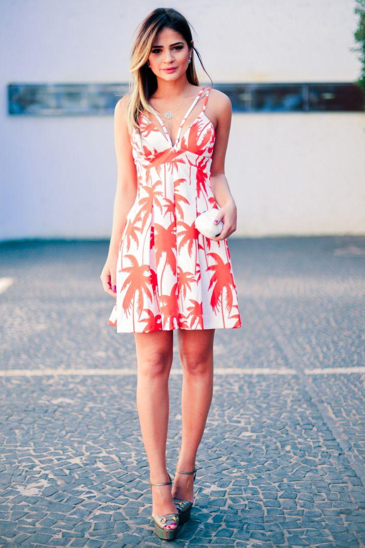 Verão na LOFT 111! Vestido – Skazi | Clutch – Serpui Marie