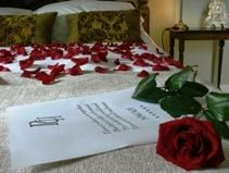 Make your stay extra special with a range of in room indulgences