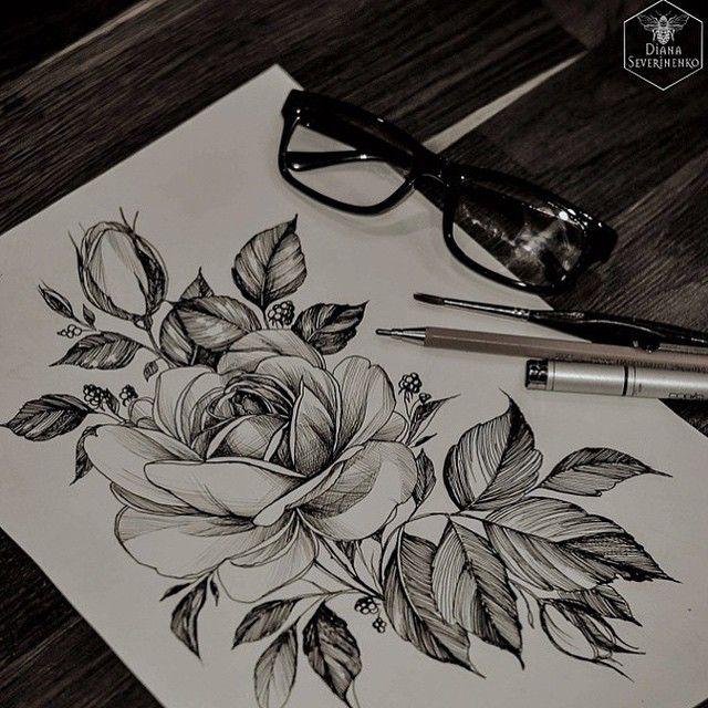 Rose Tattoo Ideas