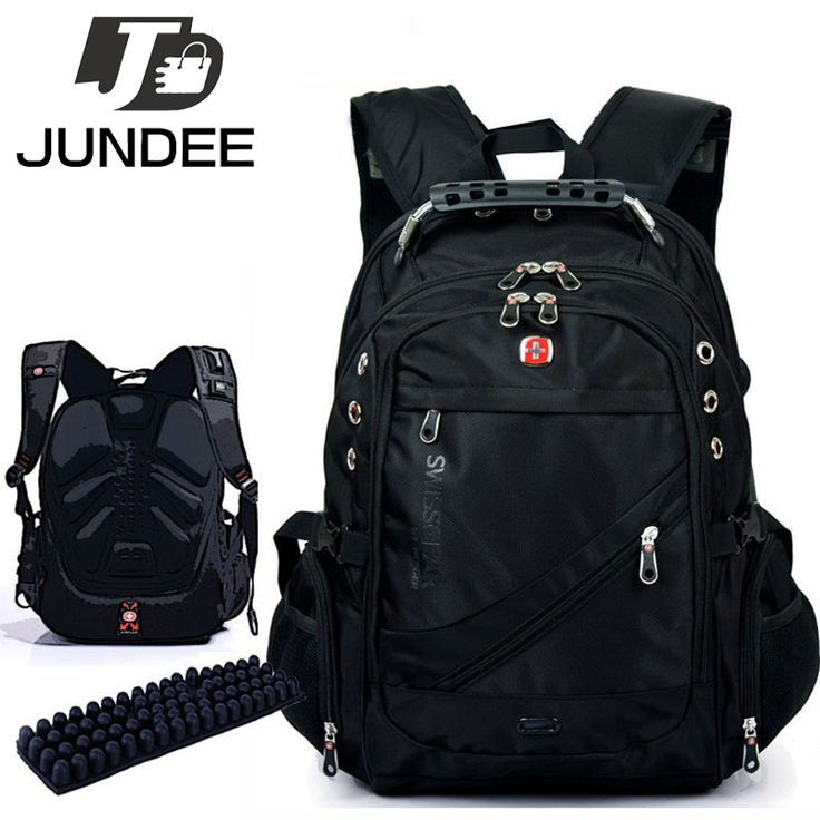 2016 New High Quality Men Waterproof Oxford Swissgear Backpack Men 15 Inch Laptop Backpacks Swiss Mochila Masculina School Bags♦️ B E S T Online Marketplace - SaleVenue ♦️👉🏿 http://www.salevenue.co.uk/products/2016-new-high-quality-men-waterproof-oxford-swissgear-backpack-men-15-inch-laptop-backpacks-swiss-mochila-masculina-school-bags/ US $38.49