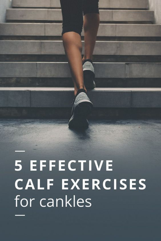 How to Get Rid of Cankles: 5 Effective Calf Exercises