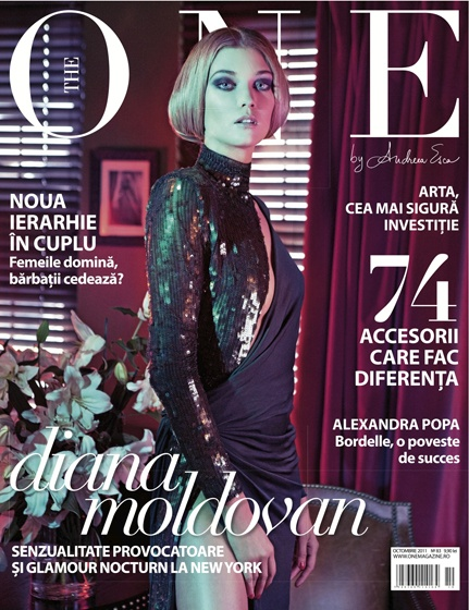 Diana Moldovan for The One