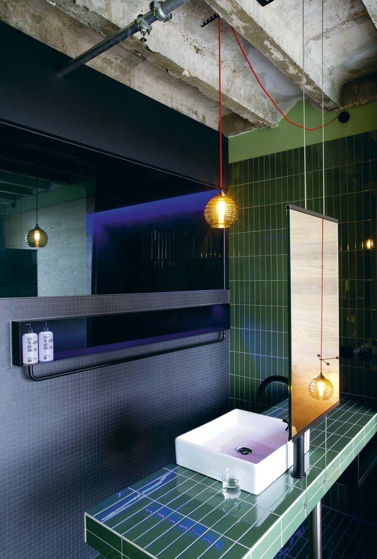 25hours Bikini Un Hotel Au Design Industriel Branche A Berlin