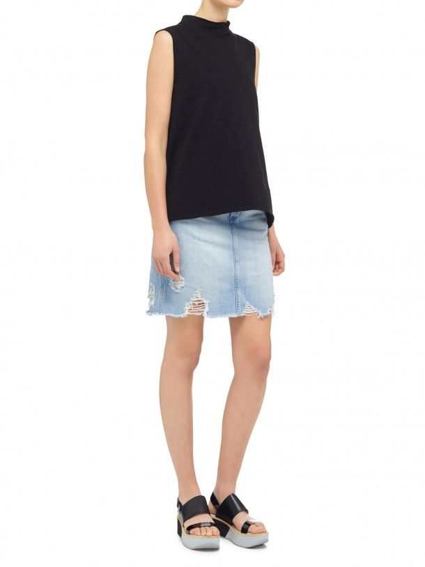 Nobody Denim - Horizon Skirt - Horizon