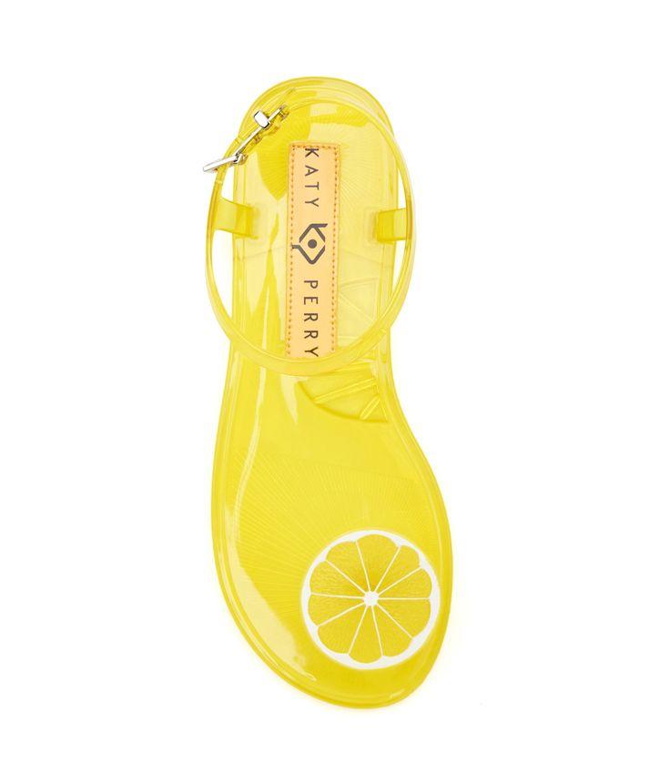 e30418bc30ae Katy Perry Collections The Geli Lemon Sandal - OMG