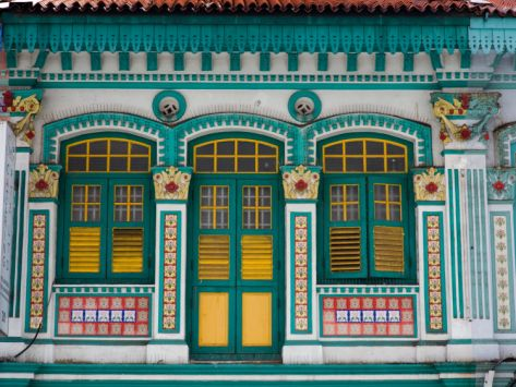 14 Best Images About Peranakan Houses On Pinterest