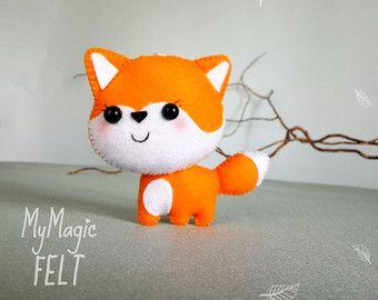 Pegasus poco sentía juguete Pegaso lindo adorno por MyMagicFelt