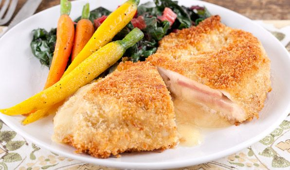 Chicken Cordon Bleu - In the Kitchen with Stefano Faita