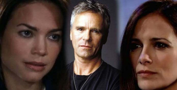 Jeff Webber and daughters on General Hospital