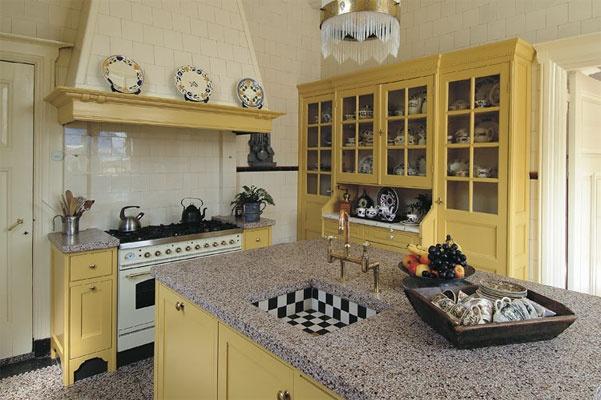 Landelijke keukens en nostalgische keukens op maat :: Meubelmakerij Zwiers Den Ham Overijssel