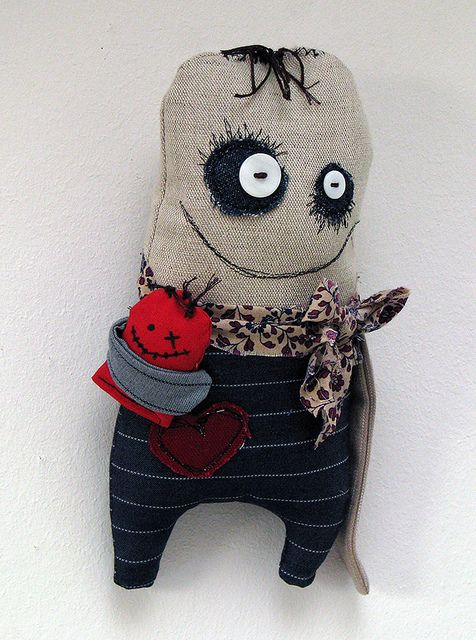 001 | Art doll by saxony art