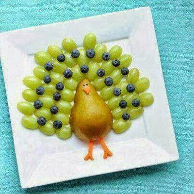 Dise o de frutas para fiestas infantiles bocadillos for Secar frutas para decoracion