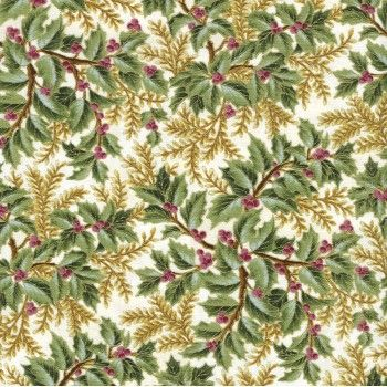 Robert Kaufman - Holiday Flourish APTM-7905-200 VINTAGE