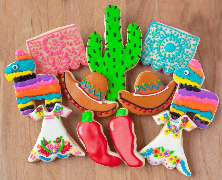 © Happy CInco De Mayo Cookies