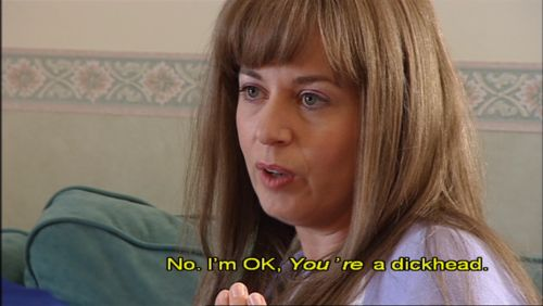 Kath and Kim was the best...