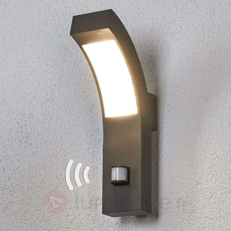 1000 images about collection lennik clairage ext rieur for Lampe exterieur avec detecteur