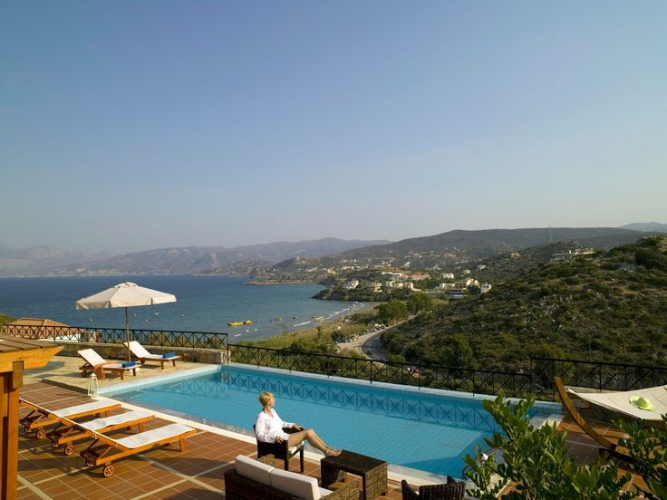Three bedroom luxury pool villa, Agios Nikolaos | Cretico